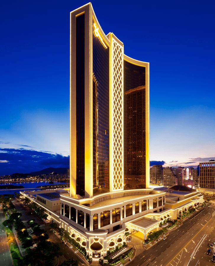 Wynn, Macau,