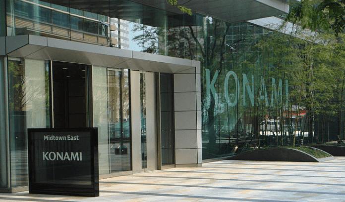 Konami headquarters