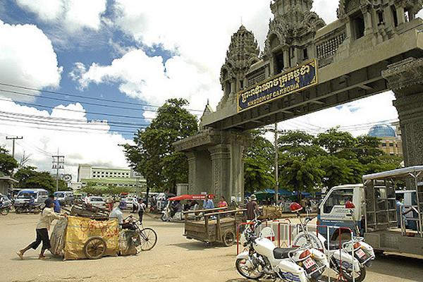 Cambodia-Poipet