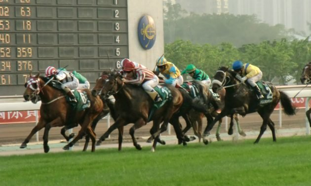 Hong Kong racing