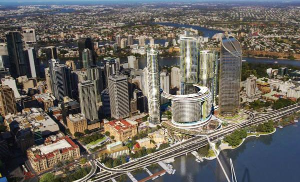 Brisbane New Casino Project