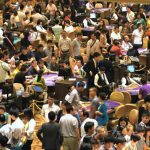 Macau casino floor
