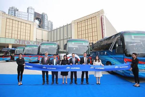 melco resorts, carbon neutrality