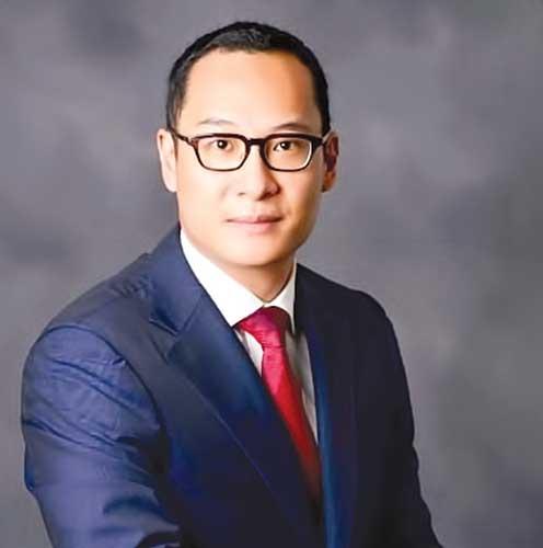 Joey Lim, former Donaco CEO