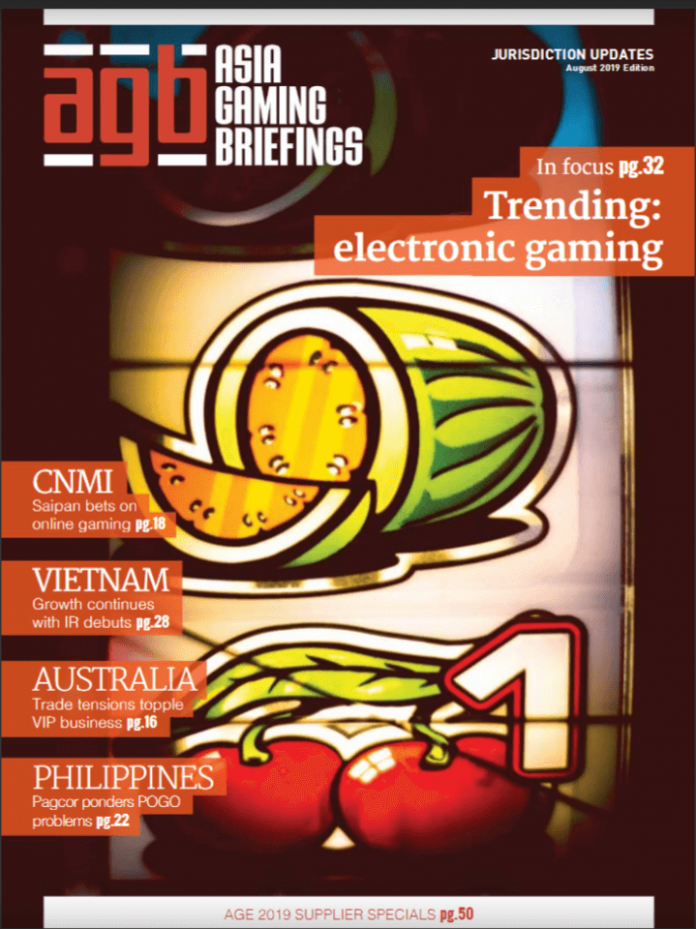 AGBriefings Magazine AUG19