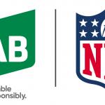 NFL, Tabcorp logos