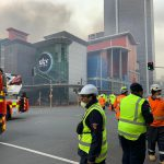 Fire damages SkyCity Auckland convention centre