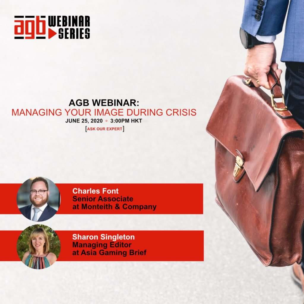 AGB Webinar Managing Your Image During Crisis