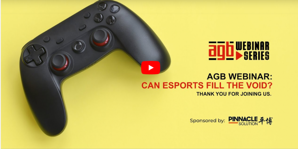 Can Esports fill the Void?