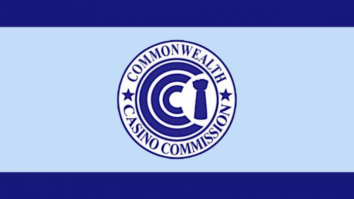 Commonwealth Casino Commission Logo