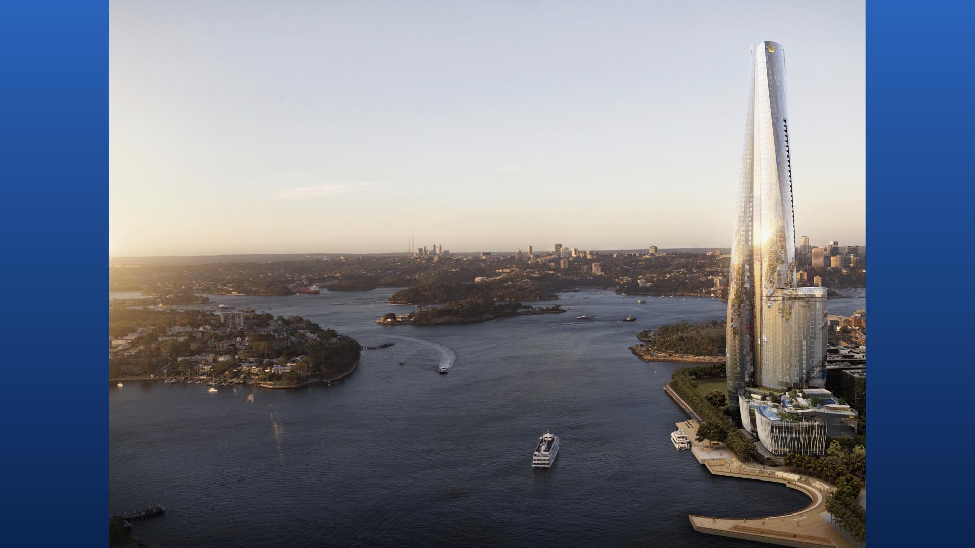 Sydney To Casino