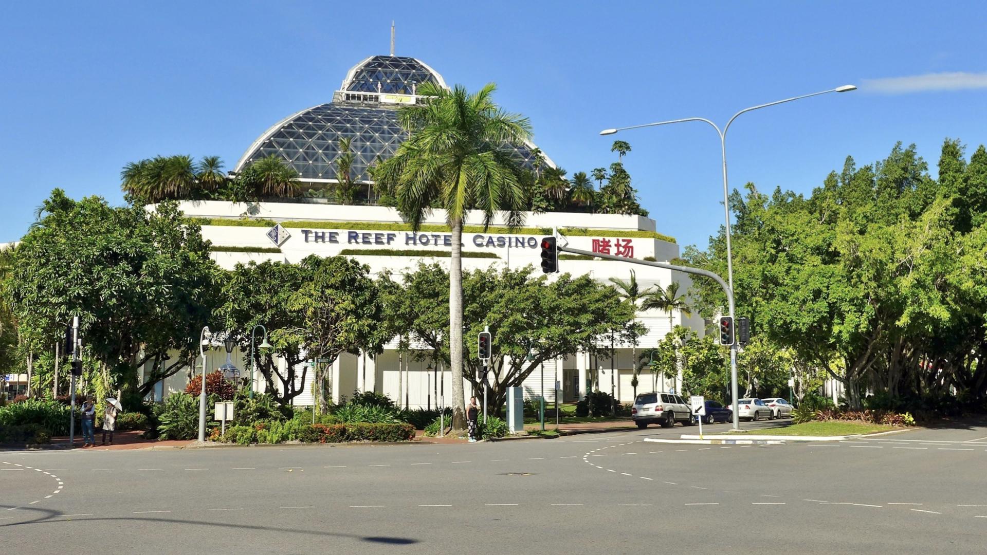 Reef Hotel Casino Jobs