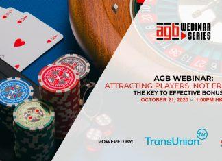 AGB Webinar Attracting Players, Not Fraudsters
