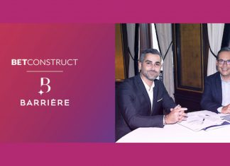 Barriere ventures into online with Betconstruct