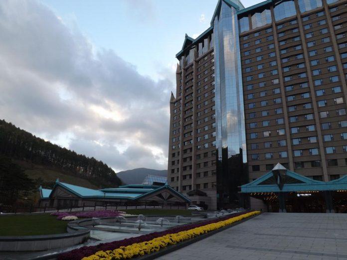 kangwon land south korea