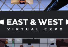 East meets West in virtual Expo