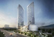 Employees of Jeju Dream Tower notified to begin work next month