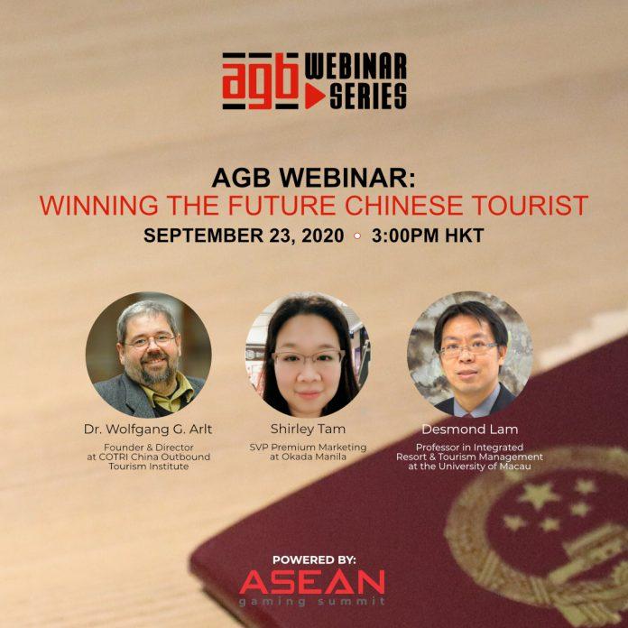 Winning Future Chinese Tourists