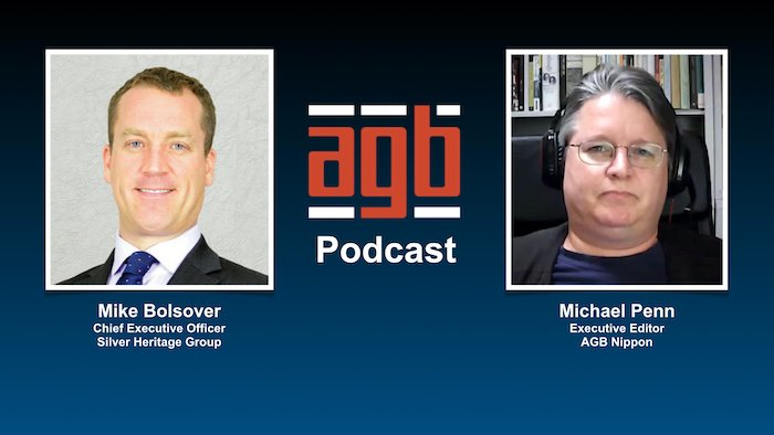 Mike Bolsover Podcast -AGB