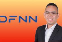 DFNN CEO Calvin Lim