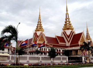 Cambodia parliament passes gaming law