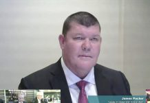Crown's Packer admits failures of compliance, shameful behavior