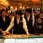 Macau Casino Dealer