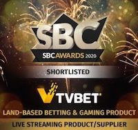 TVBet at SBC Awards