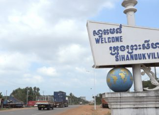 Dozens of Sihanoukville casinos may be down for the count
