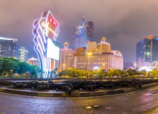 Grand Lisboa Casino Macau