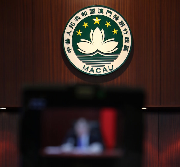 Regulator says Macau still studying online gambling