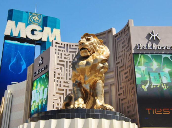 MGM-Resorts stock rises