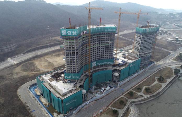 south korean, casinos, IRs