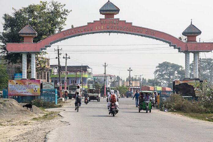 Biratnagar hotel site