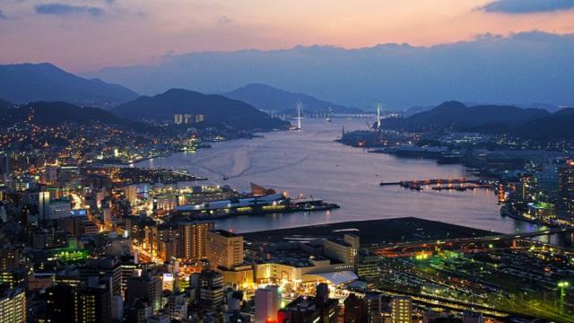 Nagasaki, IR