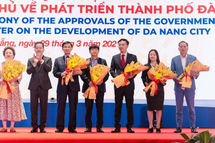 Danang approval ceremony