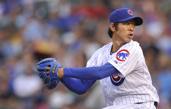 Chicago Cubs-Chang-Yong-Lim