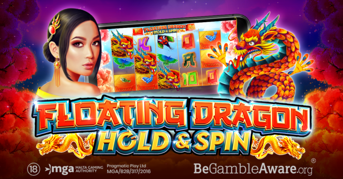 Pragmatic Play launches new hold and spin adventure: Floating Dragon