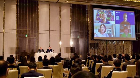 Melco launches mentoring and networking group initiatve