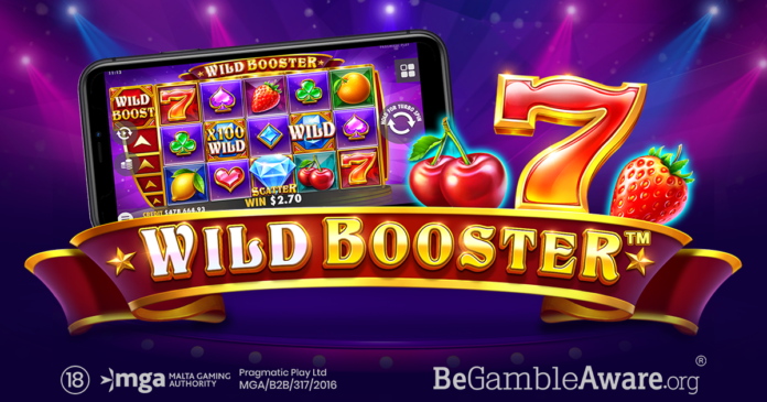 Pragmatic Play launches Wild Booster game