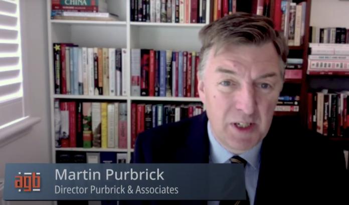 Martin Purbrick