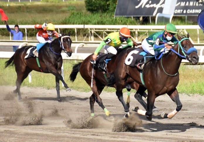 Philippines, Racing Commission, horse racing