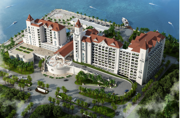 New Tinian casino set for September opening
