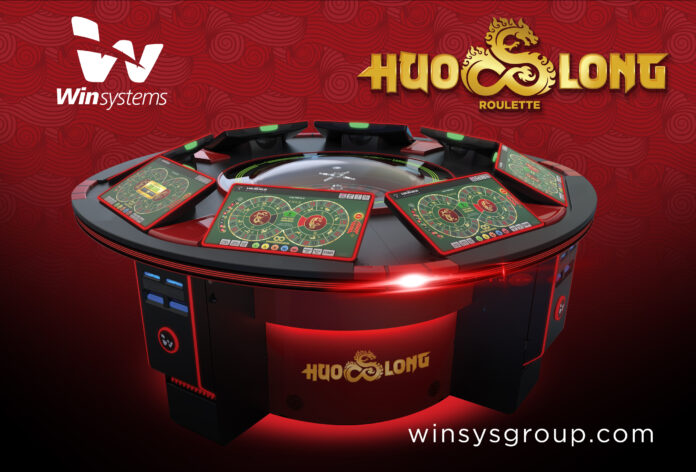 Win systems, huo long, roulette