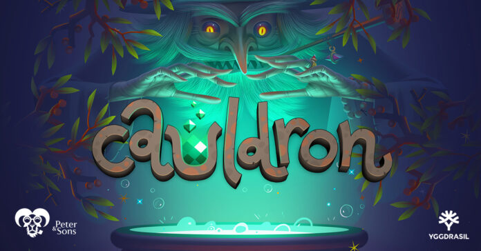 Yggdrasil and Peter & Sons concoct mystical treat with new Cauldron slot