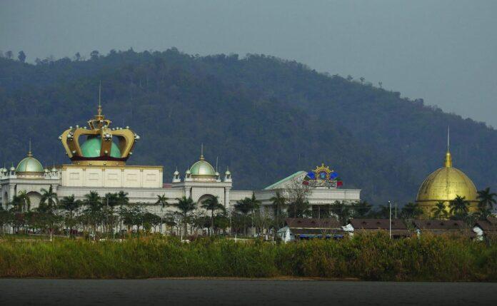 Laos Triangle