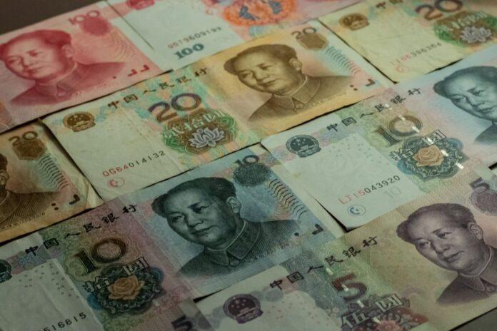 RMB bank note
