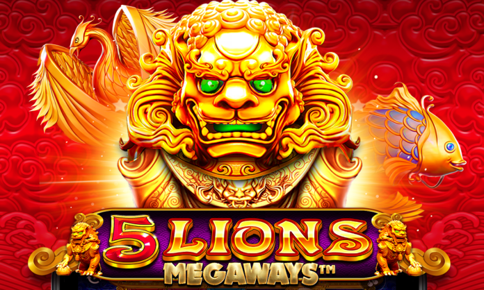 5 Lions Megaways, pragmatic play