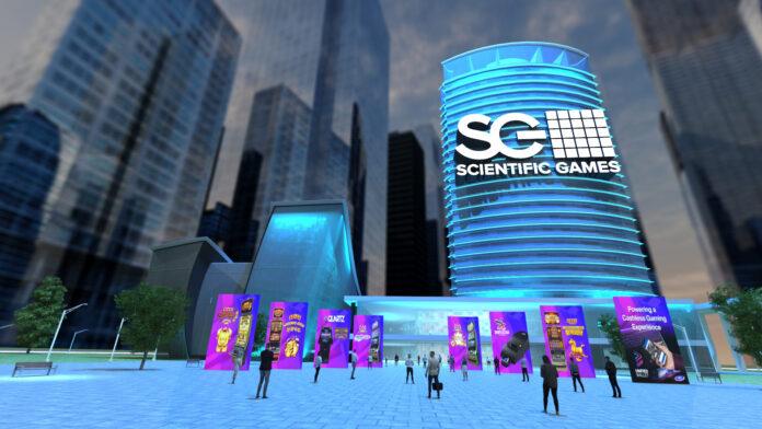 Scientific Games, virtual roadshow