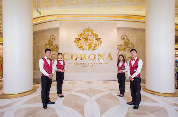 Corona-lobby